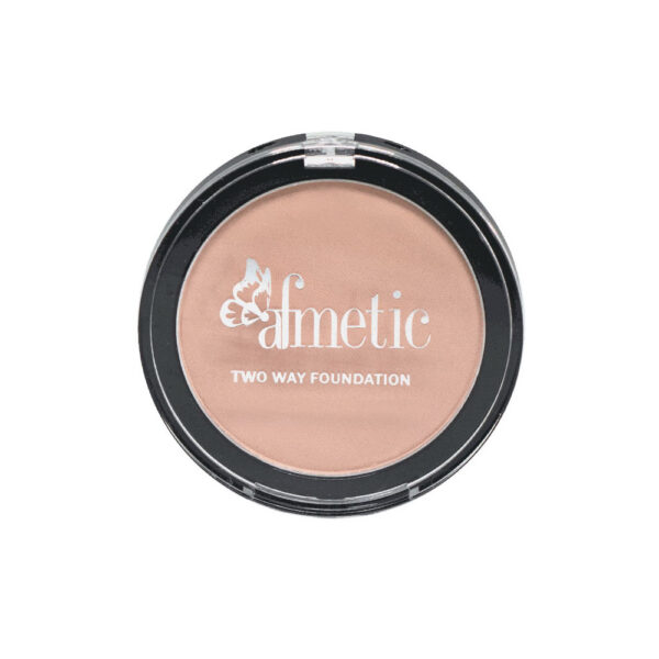Afrina Two-way foundation Basic Beige
