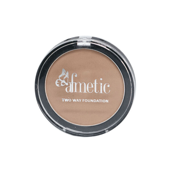 Afrina Two-way foundation Cream Beige.