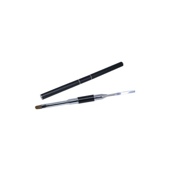 Afmetic Dual Acrylic Tool Nail Design