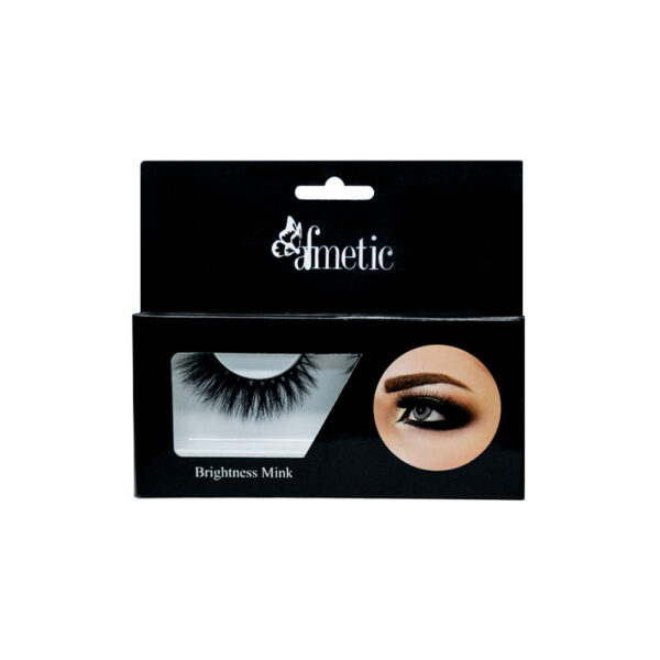 Afmetic Mink Lashes Brightness-Mink