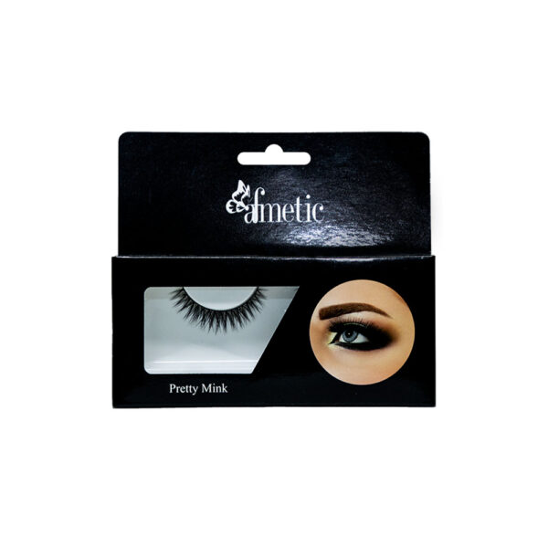 Afmetic Mink Lashes Pearly Mink