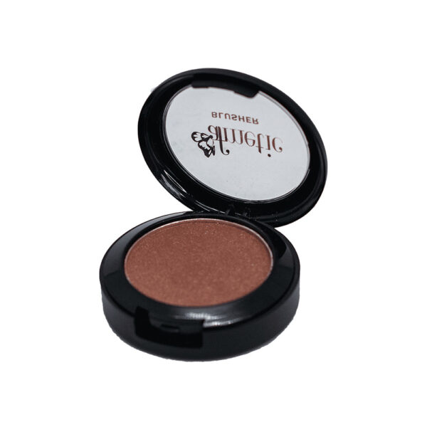 Afrina Blusher Round Ignite