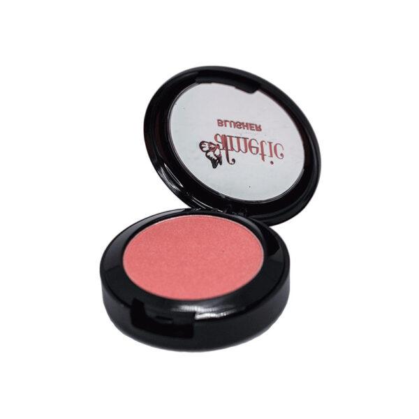 Afrina Blusher Round Pink Ice