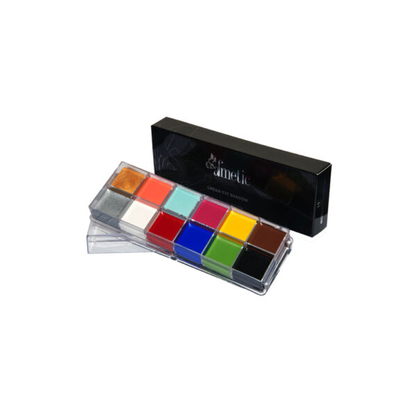 Afrina Cream Eyeshadow Box