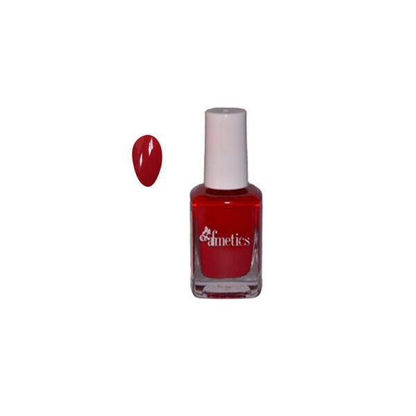 Hot & Sexy Nail Polish - Deep Red