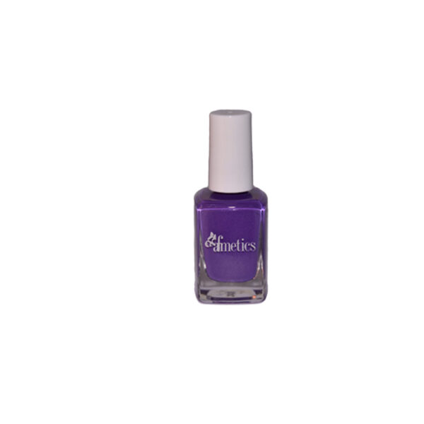 Nail Polish Bossy Colors - Plum Crazy For You