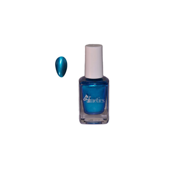 Nail Polish Bossy Colors - Teal Of The Century