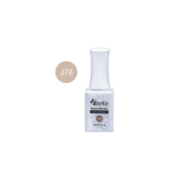 Soak Off Gel Polish - Neutral J76