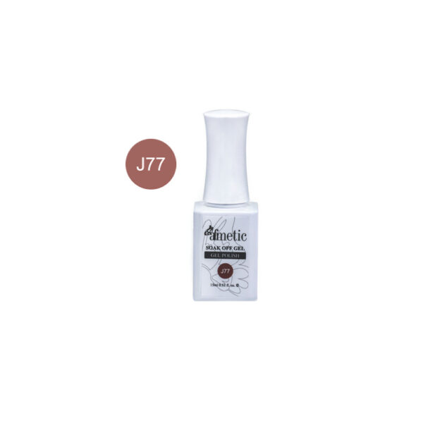 Soak Off Gel Polish - Neutral J77