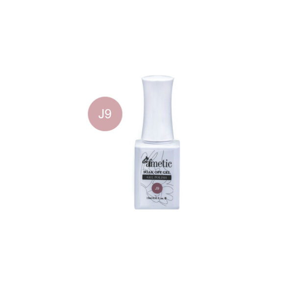 Soak Off Gel Polish - Neutral J9