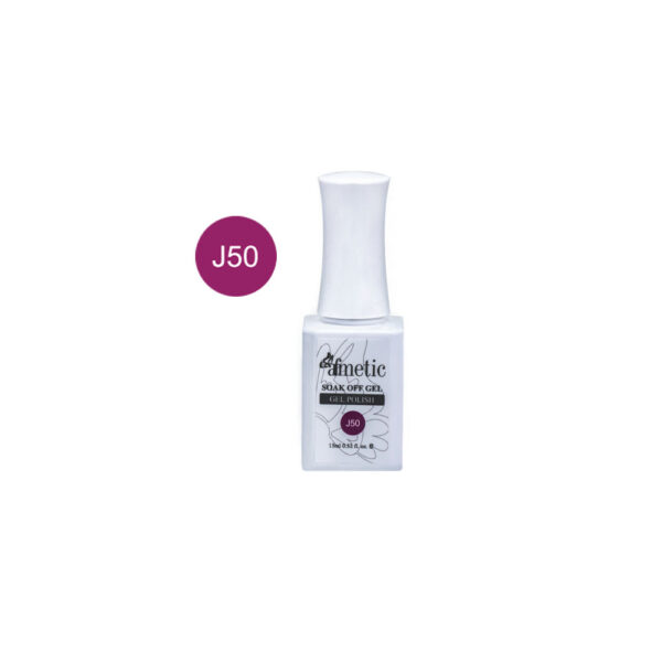 Soak Off Gel Polish - Seductive J50