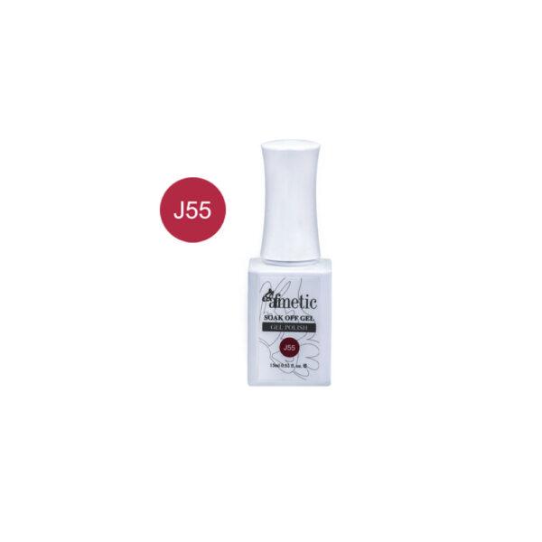 Soak Off Gel Polish - Seductive J55