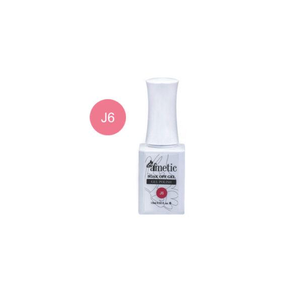 Soak Off Gel Polish - Seductive J6