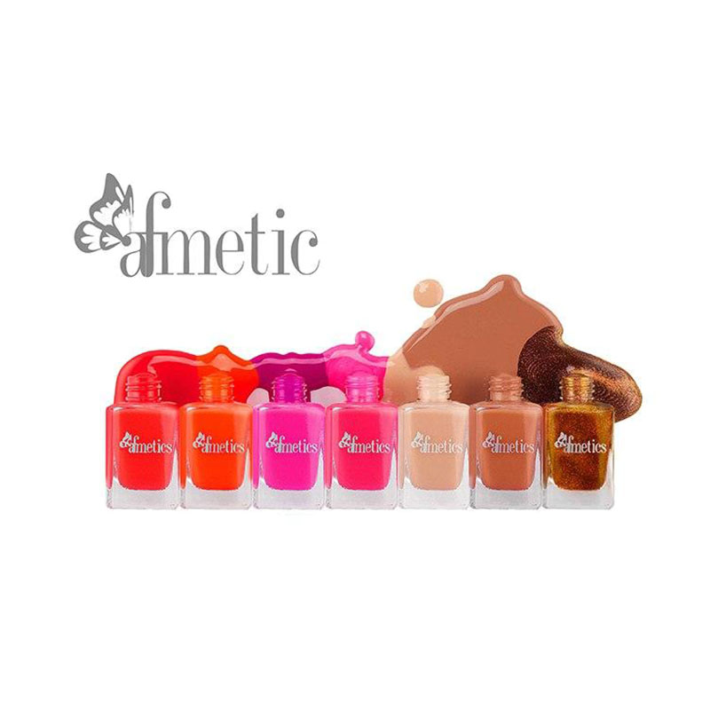 Afmetic Nail Polish Colors